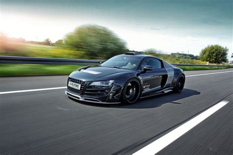prior design audi  pd gt widebody aerodynamic kit