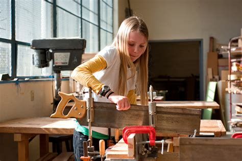 woodworking classes  kids   york times