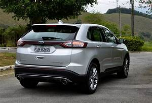 ford edge 2017 titanium o quotcarraoquot do ano alexandre With ford edge invoice price 2017