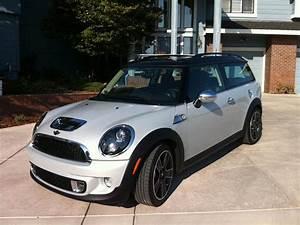 Mini White Silver : my new mini white silver clubman s north american motoring ~ Maxctalentgroup.com Avis de Voitures