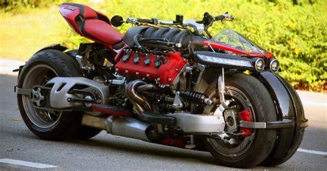 vintage maserati motorcycle lazareth lm 847 v8 maserati powered motorcycle test