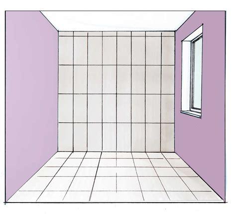 Badezimmer Fliesen Verlegerichtung by Raumproportionen Mit Fliesen Im Richtigen Format Verbessern