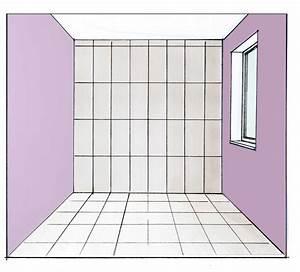Verlegemuster Fliesen 30x60 : raumproportionen mit fliesen im richtigen format verbessern ~ A.2002-acura-tl-radio.info Haus und Dekorationen