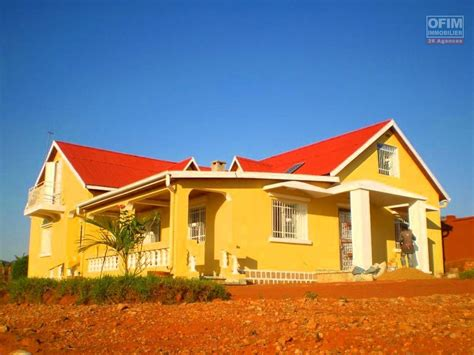 vente d une maison vente maison villa antananarivo tananarive vente d une maison de cagne ambohimanga