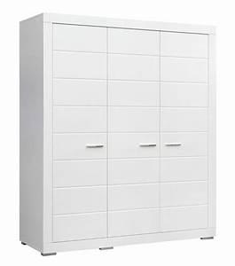 Kleiderschrank Weiß 100 Cm : kleiderschrank snow schrank 3 t ren facheinteilung wei matt ~ Markanthonyermac.com Haus und Dekorationen