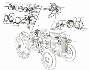 1952 8n Ford Tractor Wiring Diagram