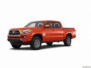 Used 2018 Toyota Tacoma Double Cab Limited Pickup 4d 5 Ft