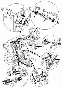 1997 Carryall 1  2  U0026 6 By Club Car
