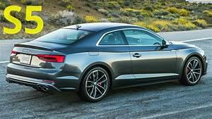 Audi S5 Coupe : 2018 audi s5 coupe drive interior and exterior 354 hp youtube ~ Melissatoandfro.com Idées de Décoration