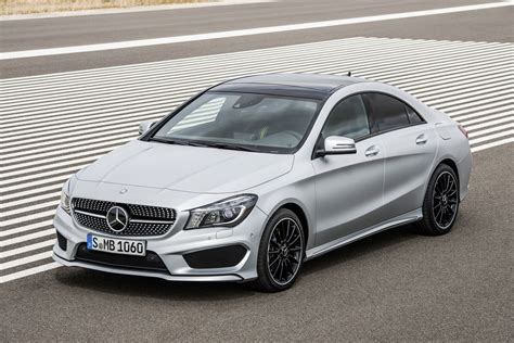 Mercedes-benz Cla Most Beautiful Car In Germany