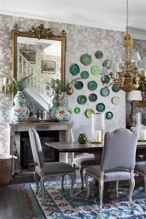 shabby chic dining room mirror amazing designer switch plates interior designs with twelve chairs wood table