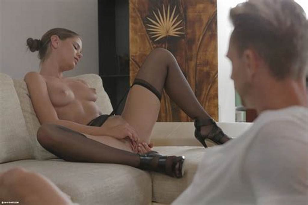 #Naked #Czech #Beauty #Caprice #Riding #Her #Lover #In #Stockings