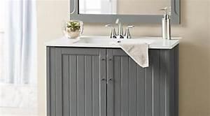 bath the home depot canada With salle de bain avec bain sur pattes