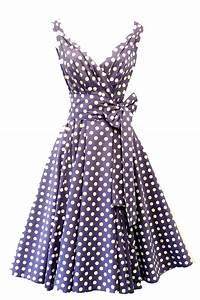 Style Der 50er : neu spot pin up vintage1950s style weicher lila punkt swing nachmittagskleid ebay ~ Sanjose-hotels-ca.com Haus und Dekorationen