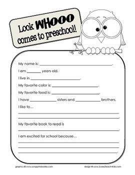 quot whooo quot comes to preschool a getting to you pack by 180   original 146355 1
