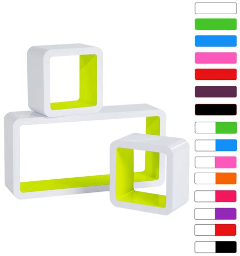 cube regal holz 3er set wandregal h 228 ngeregal holz cube regal b 252 cherregal schrank regale 178 ebay