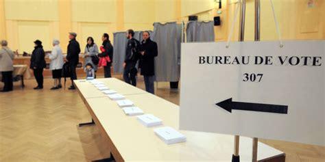 organisation bureau de vote la commission de contrôle propose de fermer tous les