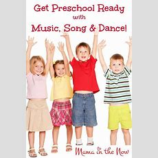 Get Preschool Ready With Music!  Read More, Playlists And Preschool