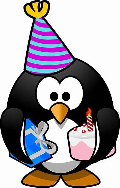 Party Penguin Clipart Pinguin