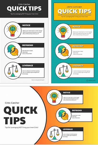 Infographic Template Venngage Personal Tips Any Customize
