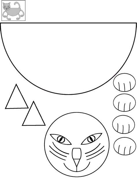 templates animals pinterest cat crafts alphabet