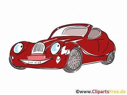 Clip Clipart Cars Biler Utklipp Cartoon Kostenlos