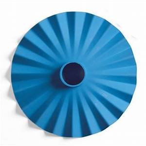 Cappello Blue Silicon Lampshade For Bella Vista Lighting