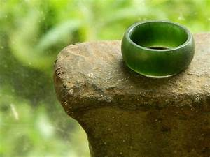 44 best a carved piece jade rings images on pinterest With pounamu wedding rings