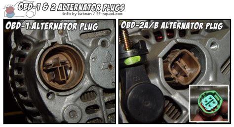 obd alternator plug wiring ffs technet