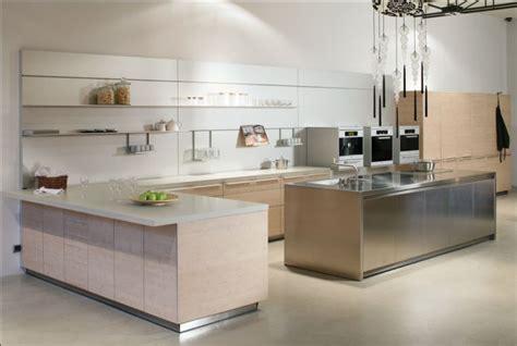 exemple cuisine en l 35 modèles de cuisine aménagée et idées de plan de cuisine