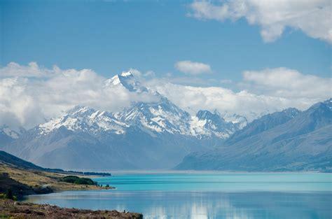 Mount Cook New Zealand Newzealand