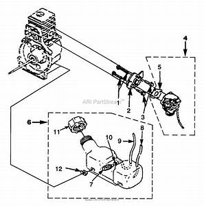 Homelite Sx135c String Trimmer Ut-20667 Parts Diagram For Carburetor