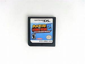 Mario Vs Donkey Kong 2 March Of Minis Game For Nintendo Ds