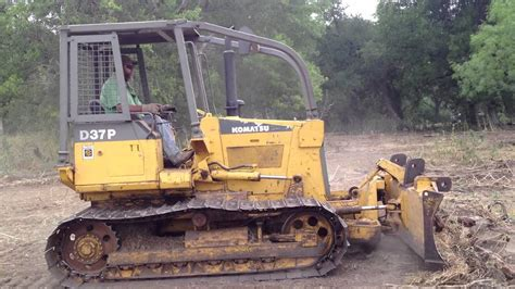 dozer leveling cleaning land    pecan orchard youtube