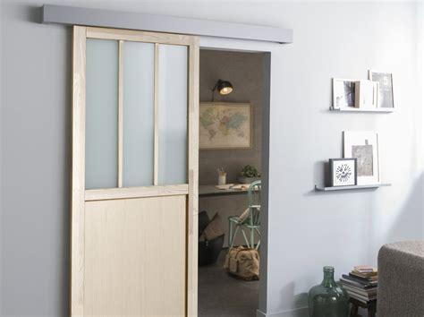 porte galandage leroy merlin porte coulissante porte int 233 rieur verriere escalier