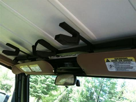 jeep gun rack gun rack jeeps canada jeep forums