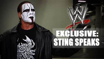 Sting Wwe Comic Relationship Con Current International