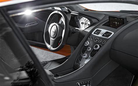 aston martin cars interior 2014 aston martin vanquish first test motor trend