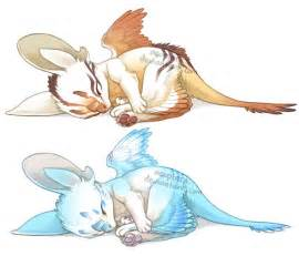 Cute Mythical Creatures Dragons
