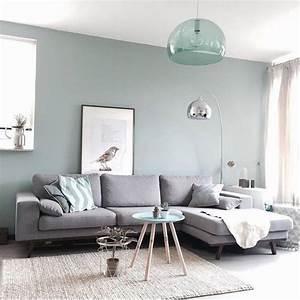 Graues Sofa Welche Wandfarbe : inspiratie woonkamer inspiratie tips 2018 ~ Bigdaddyawards.com Haus und Dekorationen