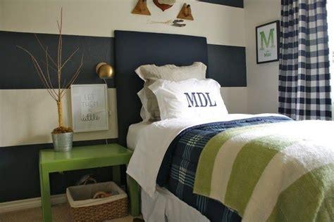 boys navy  green bedroom boys room pinterest green bedrooms headboard art  bedrooms
