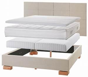 Amerikanisches Bett Selber Bauen : boxspringbett aufbau matratze ~ Bigdaddyawards.com Haus und Dekorationen