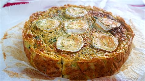 quiche au saumon sans pate quiche sans p 226 te au saumon courgette et tomate mes recettes healthy