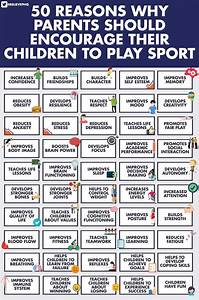 50 reasons for parents to encourage their children to play ...
