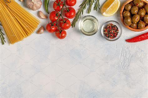 food backgrounds italian food background food images creative market