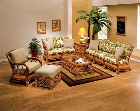 wicker sunroom furniture collection rattan wicker bamboo chairs rattan living room