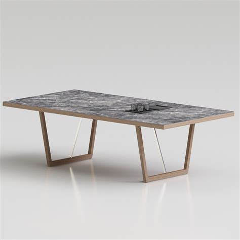 3D Molteni & C Where Table   High quality 3D models