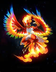 Every Fire Pokemon Bird