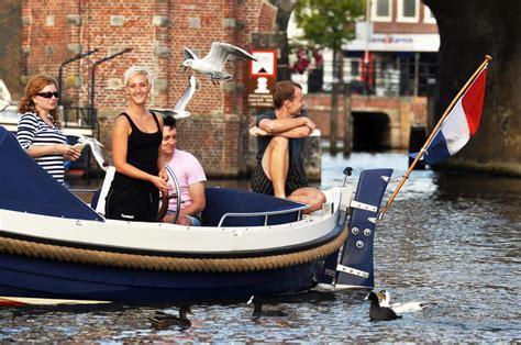 Sneek Bootje Huren by Bootje Huren Friesland Centerpoint Sneek