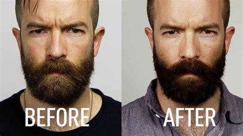 steps  dyeing  beard guide beard bro